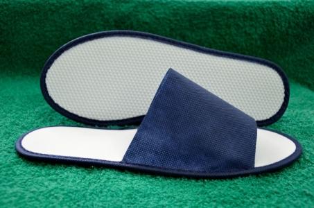 Тапочки одноразовые, процедурные, ТО-20 (Синие)