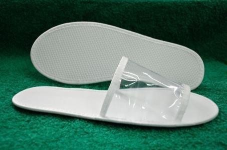 Тапочки одноразовые, процедурные, ТО-22 (Белые)