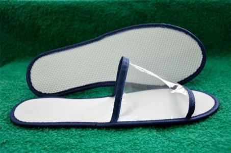 Тапочки одноразовые, процедурные, ТО-22 (Синие)